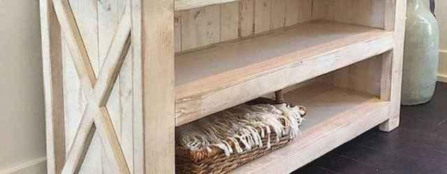 60 Fantastic DIY Projects Wood Furniture Ideas (51)