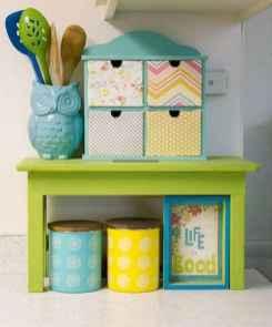 80 Lovely DIY Projects Furniture Kitchen Storage Design Ideas (70)