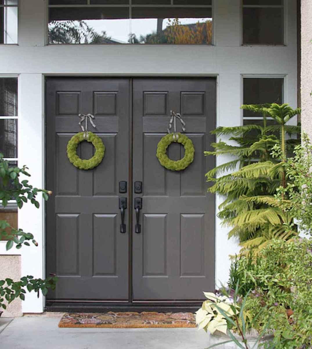 100 Unique Front Doors Colors Design Ideas (24)