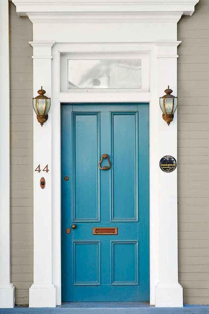 100 Unique Front Doors Colors Design Ideas (26)
