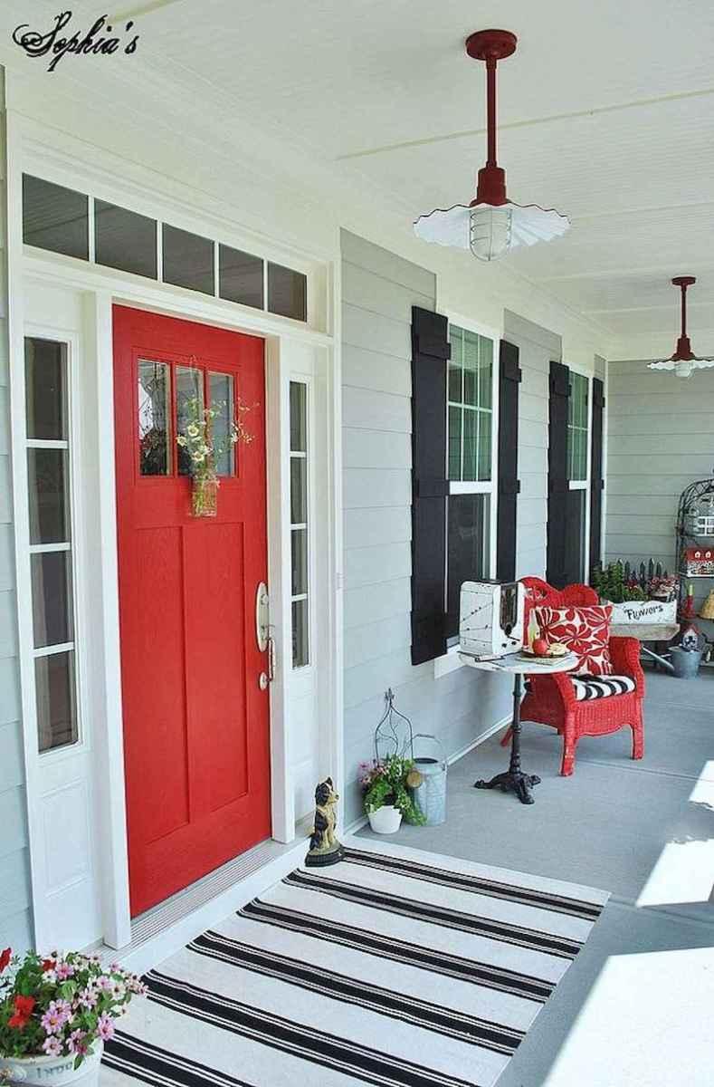 100 Unique Front Doors Colors Design Ideas (29)