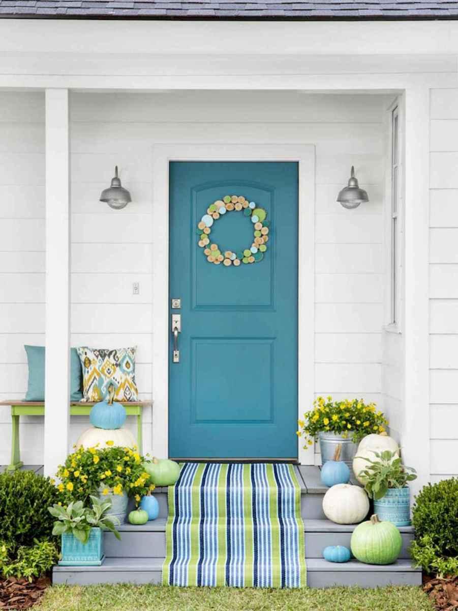 100 Unique Front Doors Colors Design Ideas (38)