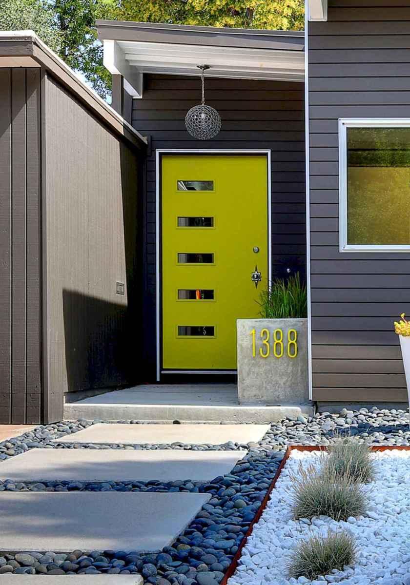 100 Unique Front Doors Colors Design Ideas (43)
