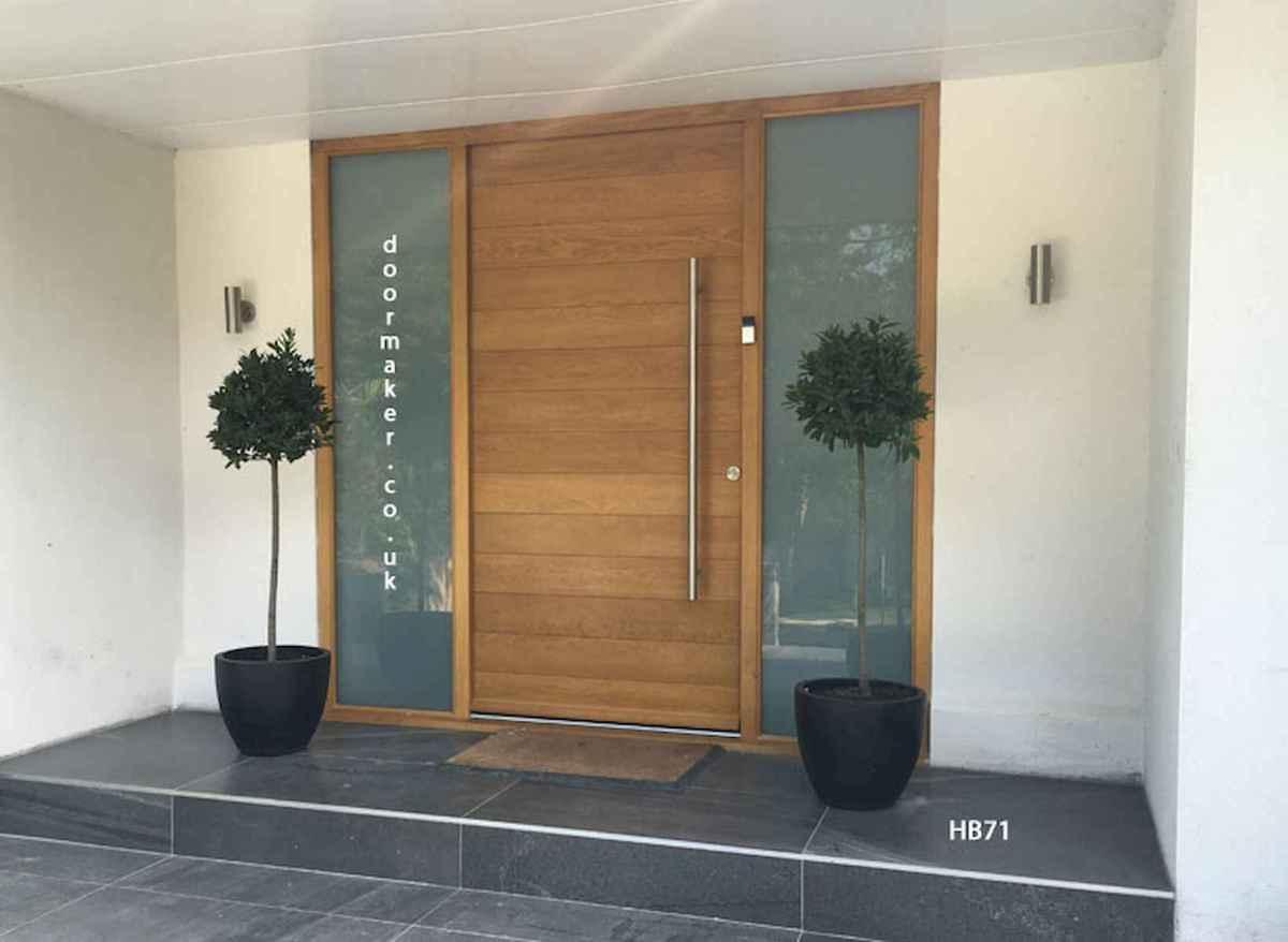 100 Unique Front Doors Colors Design Ideas (55)