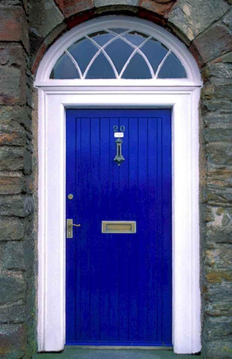 100 Unique Front Doors Colors Design Ideas (62)