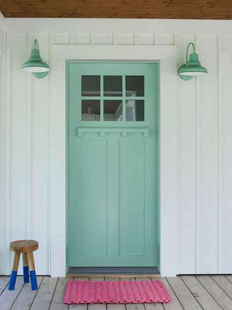 100 Unique Front Doors Colors Design Ideas (78)