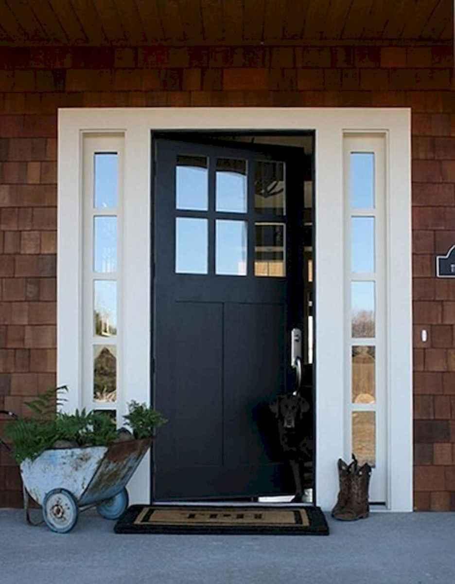 100 Unique Front Doors Colors Design Ideas (93)