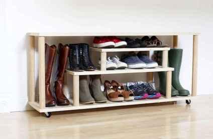 55 Genius Shoes Rack Design Ideas (18)
