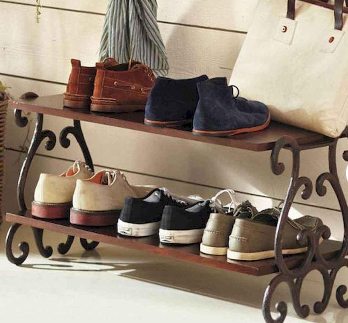 55 Genius Shoes Rack Design Ideas (23)