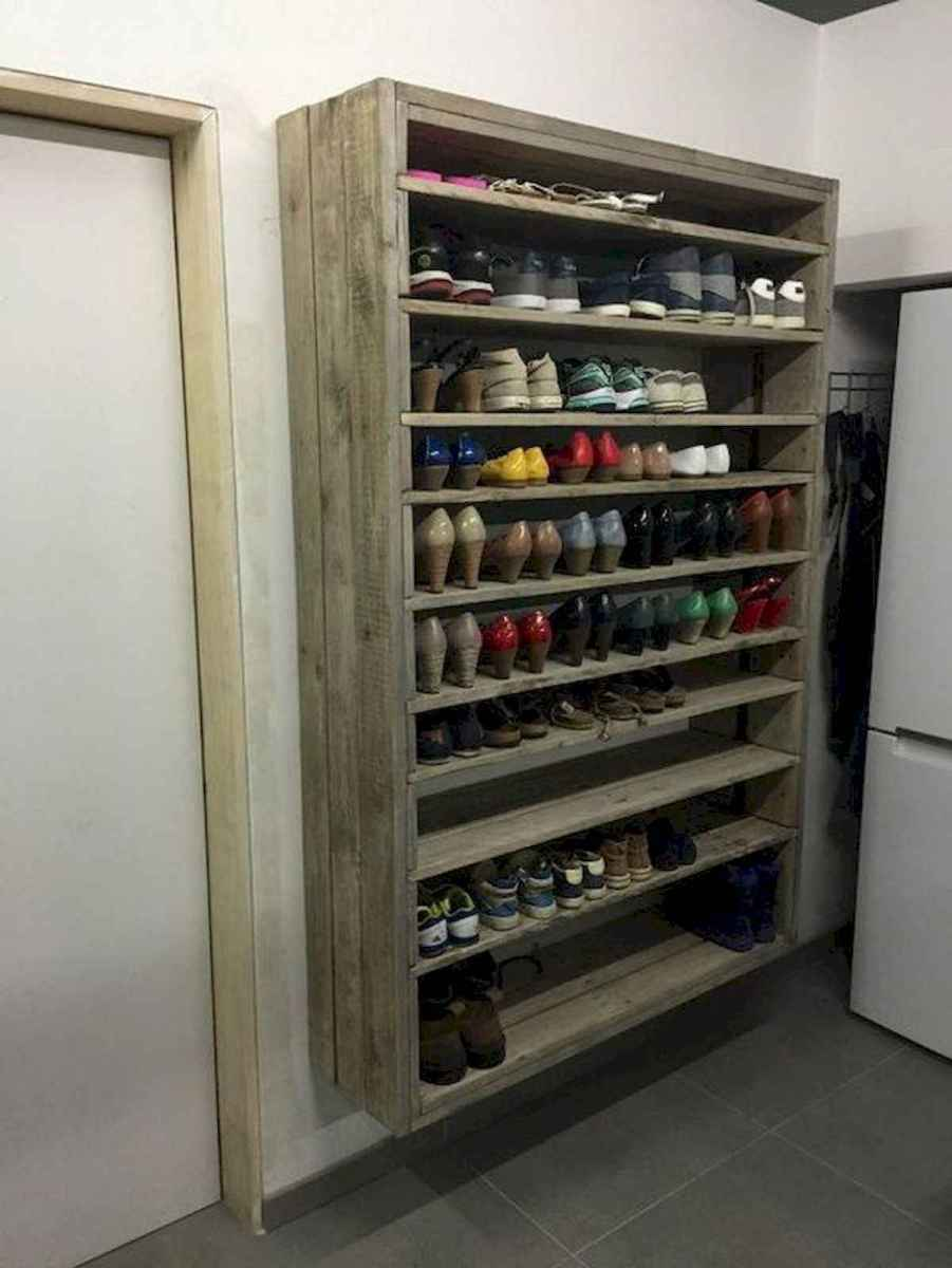 55 Genius Shoes Rack Design Ideas (33)