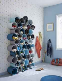 55 Genius Shoes Rack Design Ideas (40)