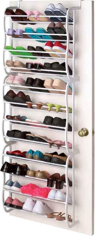 55 Genius Shoes Rack Design Ideas (49)