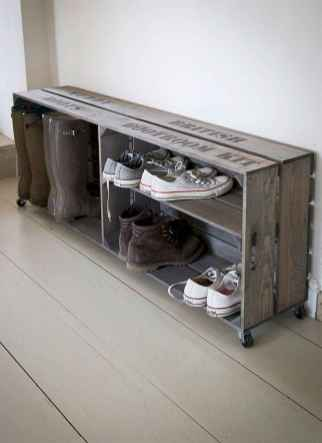 55 Genius Shoes Rack Design Ideas (54)