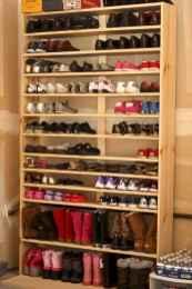 55 Genius Shoes Rack Design Ideas (9)