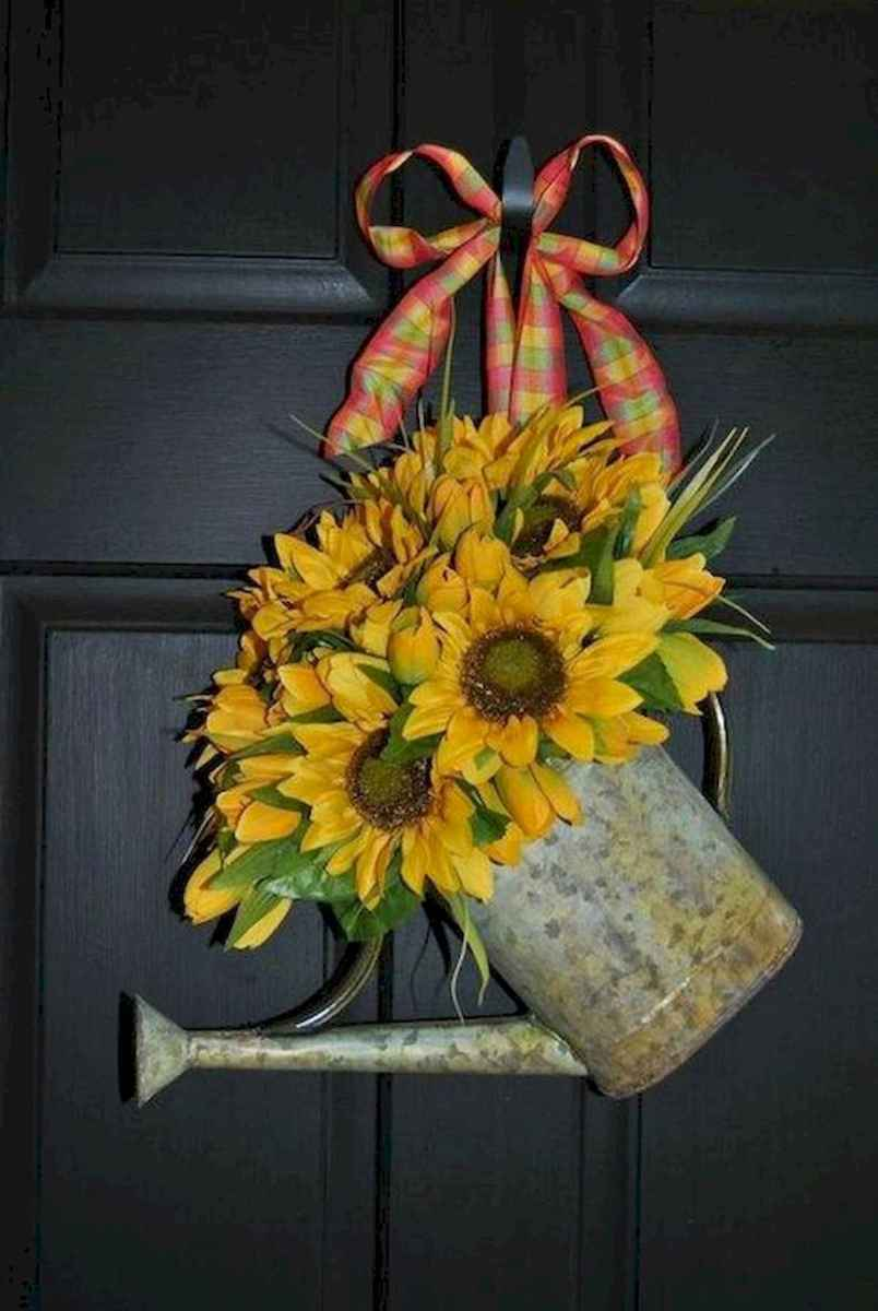 60 Lovely Summer Wreath Design Ideas and Remodel (1)
