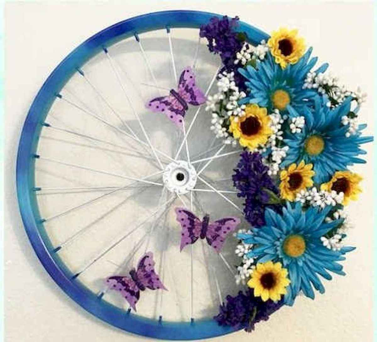 60 Lovely Summer Wreath Design Ideas and Remodel (31)