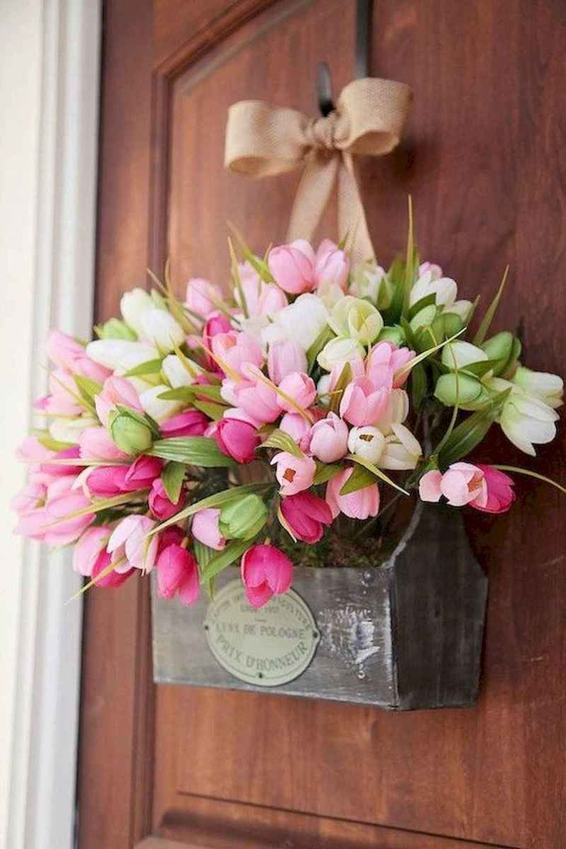60 Lovely Summer Wreath Design Ideas and Remodel (42)