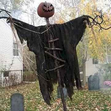 90 Awesome DIY Halloween Decorations Ideas (25)