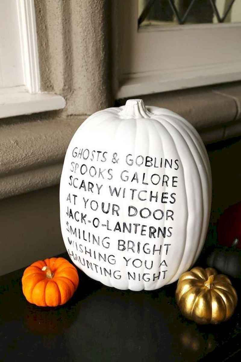 90 Awesome DIY Halloween Decorations Ideas (66)