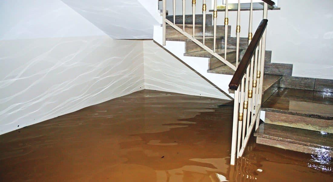 water damage restoration palm desert