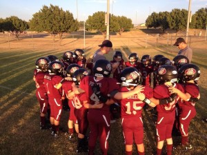 Youth Football Practice