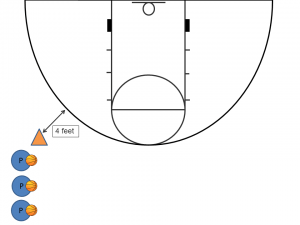 Youth Basketball Drills - Weak Hand Layup