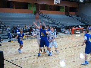 Youth Basketball Scrimmage