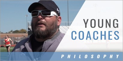 Advice to Young Coaches