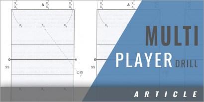 Main Event: Competitive Multi Player Drill