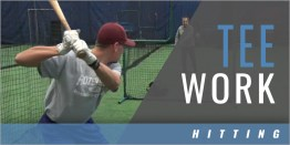 Hitting: Visual Tee Work