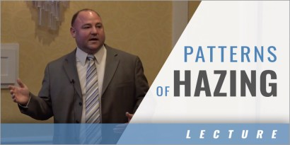 Patterns of Hazing You and Your Coaches Should Be Aware of