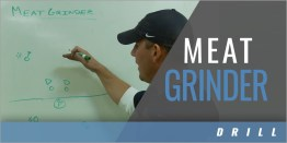 Meat Grinder Drill