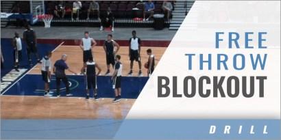 Free Throw Blockout