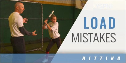 Hitting: 2 Common Load Mistakes