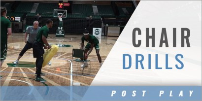Post Player Chair Drills