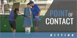 Hitting: Point of Contact