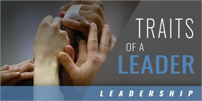 15 Traits of Natural Leaders