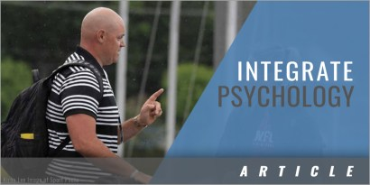 Mental Strength Training - How to Integrate and Apply Sport Psychology into a Cross Country and Track and Field Program
