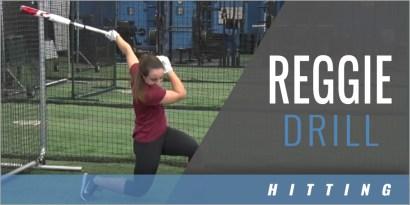 Hitting: Reggie Drill