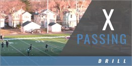 Passing: On Field X Passing Patterns