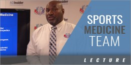 The Importance of Identifying Your Sports Medicine Team