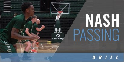 Nash Passing Drill