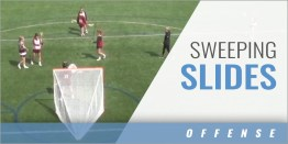 Offense: Sweeping Slides