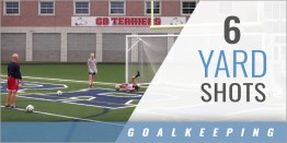 Goalkeeper: 6 Yard Shots