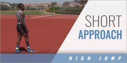 High Jump: Short Approach Drills