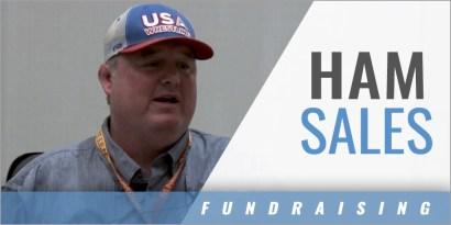 Program Development: Fundraising (Hams and Golf)