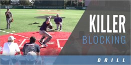 Catching: Killer Blocking Drill