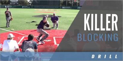 Catching: Killer Blocking Drill