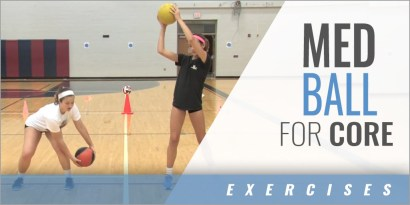 Med Ball Core Exercises