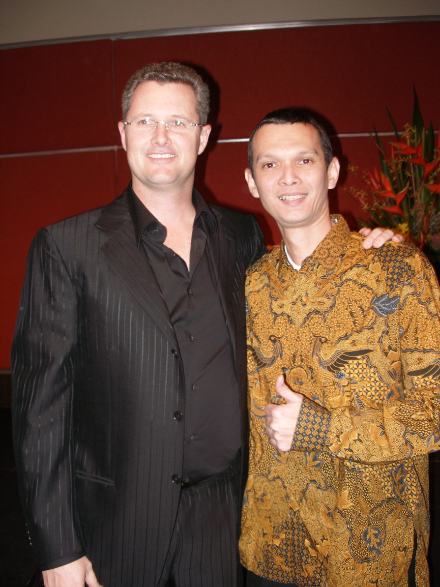 with BRAD SUGARS, Action Coach